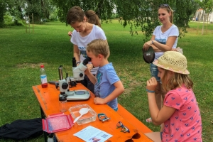 World Oceans Day auf der Fraueninsel im Chiemsee, 8. Juni 2018