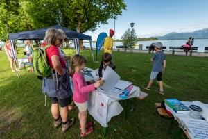 World Oceans Day in Prien am Chiemsee, 8. Juni 2019